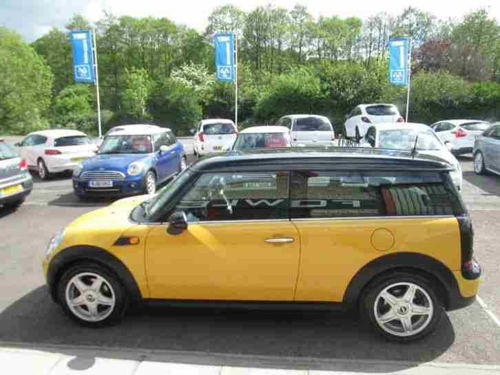 mini 2008 clubman chili pack 1 6 cooper car for sale. Black Bedroom Furniture Sets. Home Design Ideas