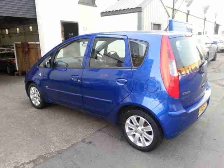2008 MITSUBISHI COLT CZ2 AMT BLUE,1.3 AUTO,HISTORY,PARKING SENSORS,GOOD RUNNER