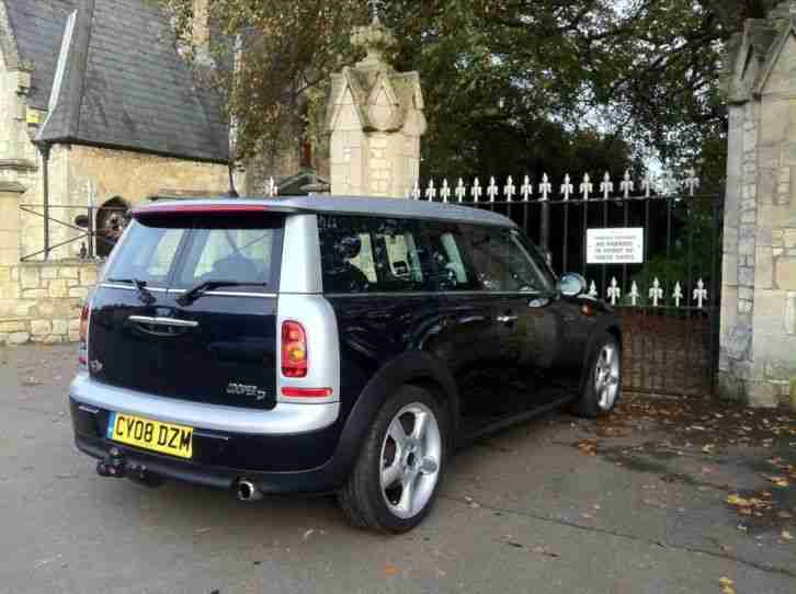 2008 Mini Clubman 1.6 Cooper D 5dr 5 door Estate