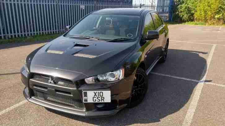 2008 Lancer Evolution X JDM import