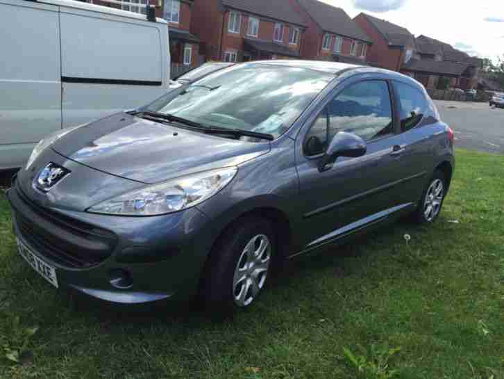 peugeot 2008 207 s hdi 90 grey spares or repairs needs. Black Bedroom Furniture Sets. Home Design Ideas
