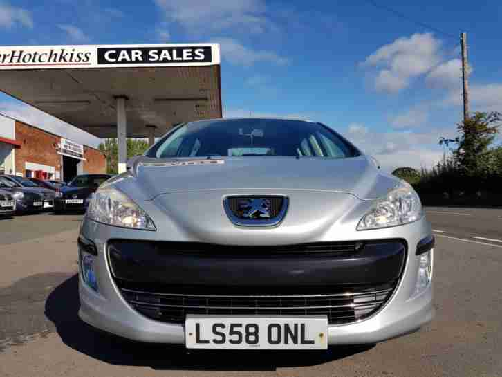 2008 PEUGEOT 308 1.6 HDi 90 S 5dr
