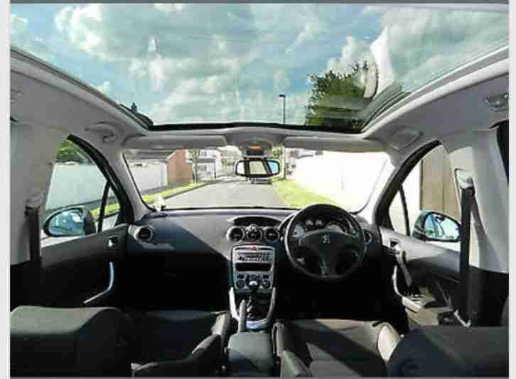 Peugeot 2008 308 Se 1 6 120 5dr 163 2699 Panoramic Roof