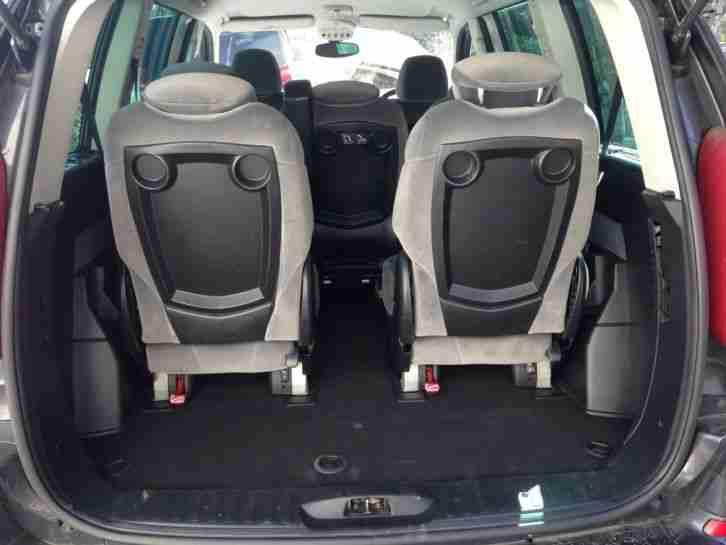 Peugeot 2008 807 se hdi grey 7 seater car for sale for Interior peugeot 807