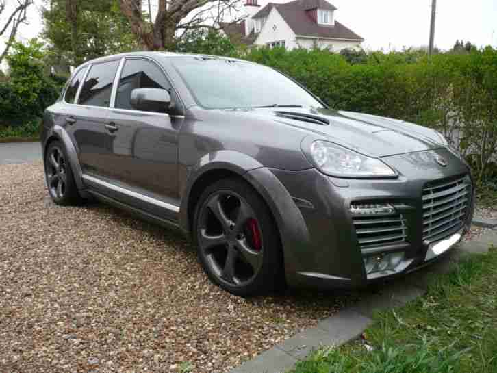 Porsche 2008 Cayenne Techart Magnum Turbo Car For Sale