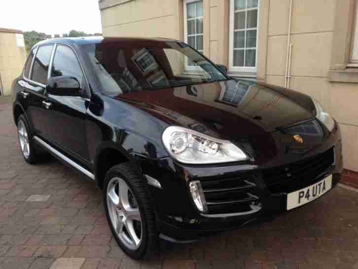 2008 CAYENNE TIPTRONIC S 3.6 V6 HIGH