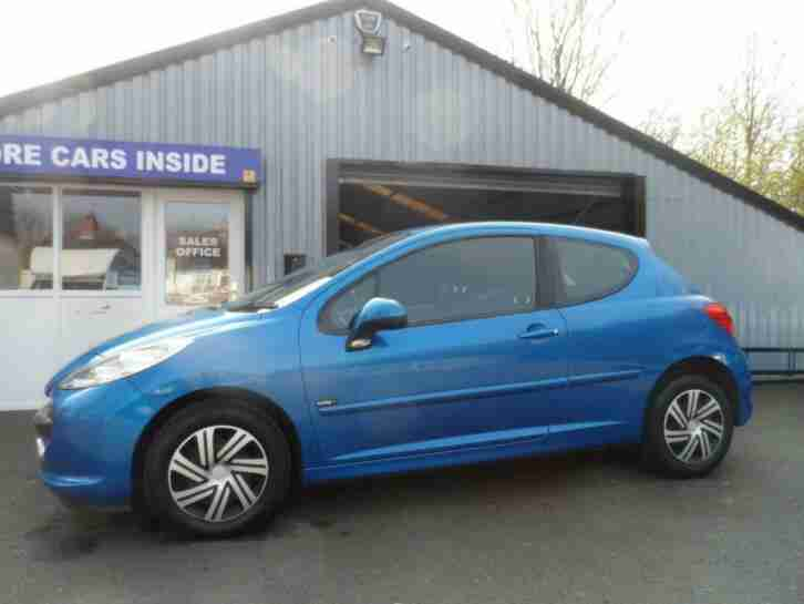 2008 Peugeot 207 M:play Mplay 1.4