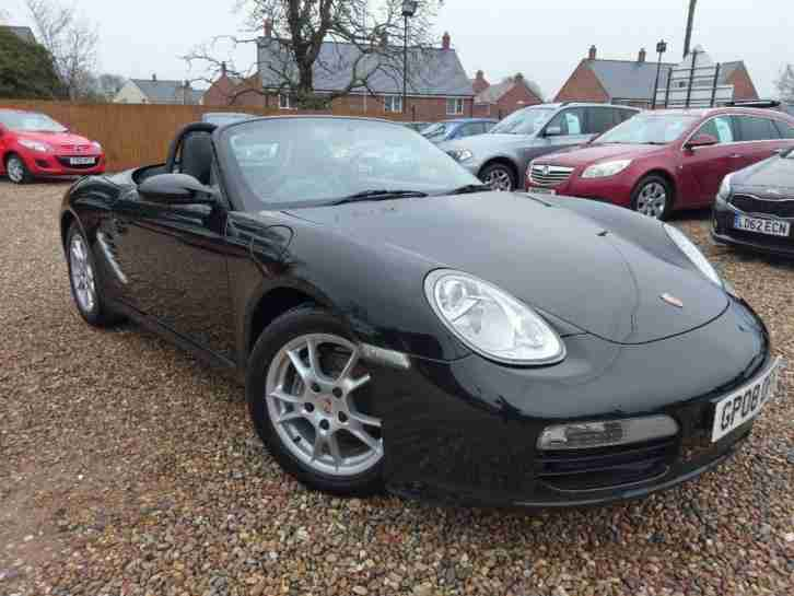 2008 Boxster 2.7 987 2dr