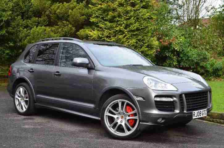 2008 Cayenne 4.8 GTS Tiptronic S 5dr