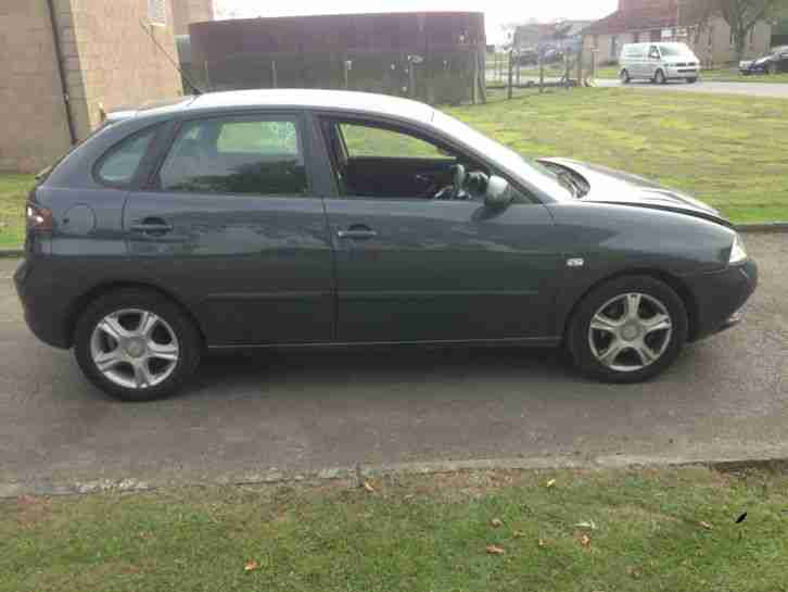 2008 REG SEAT IBIZA 1.2 SPORT SALVAGE DAMAGED SPARES OR REPAIRS