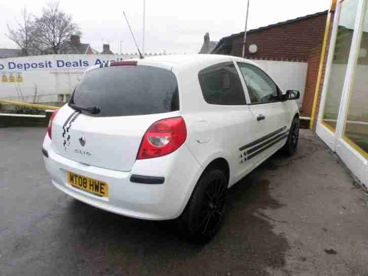 2008 Renault Clio 1.2 Extreme 3dr