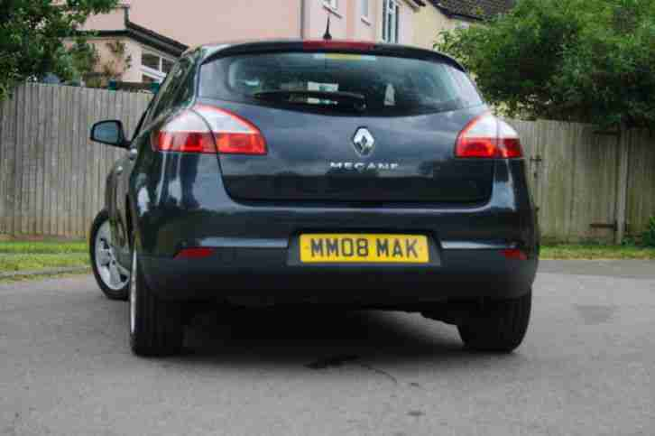 2008 Renault Megane Dynamique Top Spec Car Low Mileage