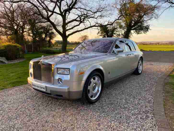 2008 Rolls Royce Phantom 6.7 v12 automatic SALOON Petrol Automatic