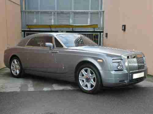 2008 Phantom Coupe 2 Door