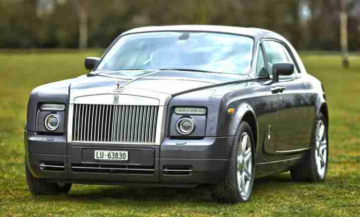 2008 Rolls Royce Phantom Coupé