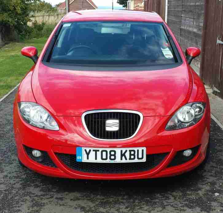 Seat IBIZA SPORT 2.0L 3DR 2004 RED 115BHP. Car For Sale