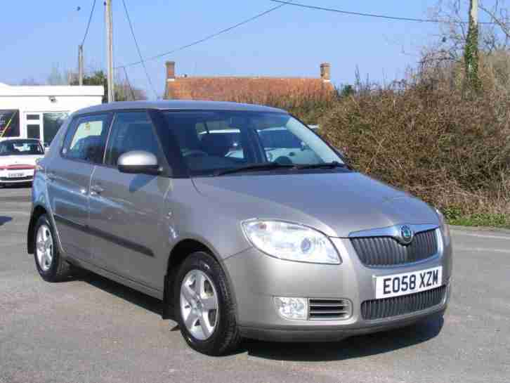 skoda 2008 fabia 1 4 tdi pd 80 greenline car for sale. Black Bedroom Furniture Sets. Home Design Ideas