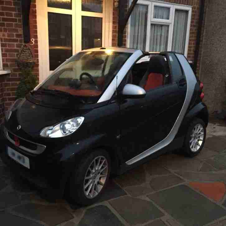 2014 Smart Fortwo Electric Drive Transmission: Smart 2008 FORTWO PASSION 71 AUTO SILVER. Car For Sale