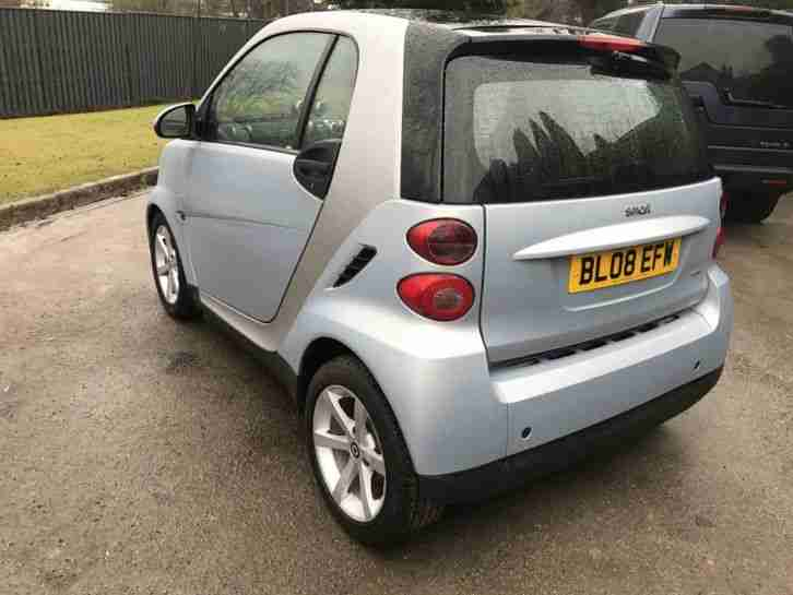 SILVER FORTWO
