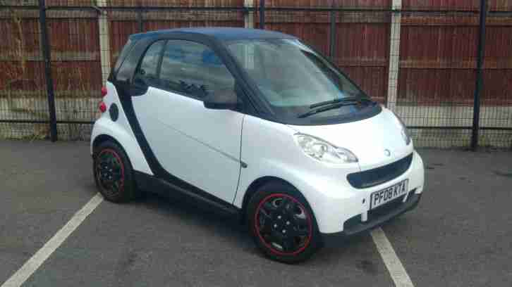 2008 FORTWO PURE 71 AUTO BLACK £30 ROAD