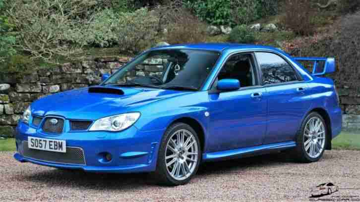2008 IMPREZA 270 GB SALOON NUMBER 215