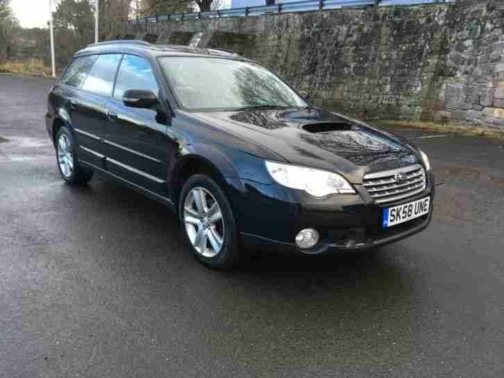 2008 OUTBACK RE BOXER DIESEL BLACK