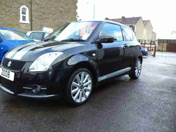 2008 SUZUKI SWIFT 1.6 VVT SPORT