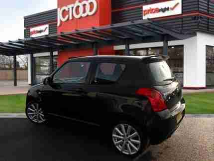 2008 SUZUKI SWIFT 1.6I SPORT 3 DOOR MANUAL 3-DOOR HATCHBACK