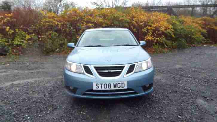 2008 Saab 9-3 1.9TTiD ( 180ps ) Diesel Manual Blue Vector Sport