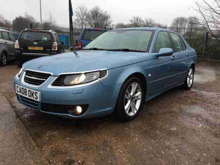 2008 Saab 9-5 1.9TiD Vector Sport Full Service History 2 Keys Fully Loaded