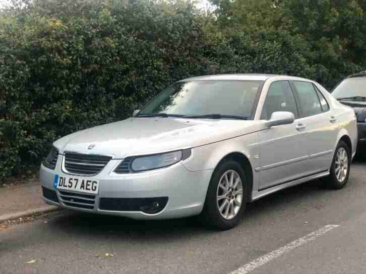 Saab 95. Saab car from United Kingdom