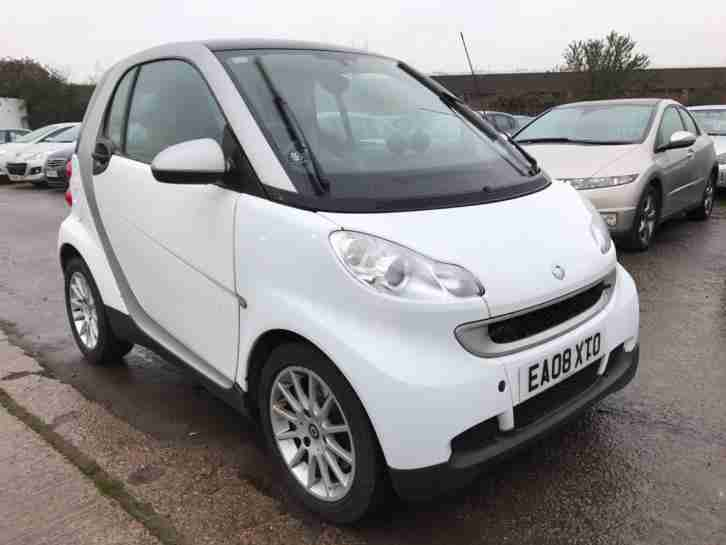2008 fortwo 1.0 AUTO Passion 2 Seater