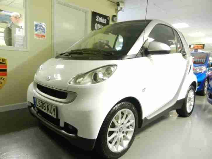 2008 fortwo 1.0 Passion 2dr