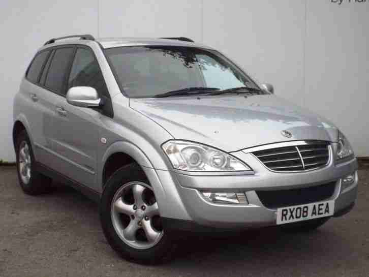2008 Ssangyong Kyron 2.0 EX 5dr Tip Auto