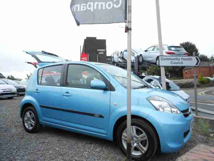 2008 Justy 1.0 R 5dr 5 door Hatchback