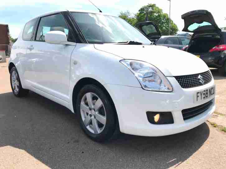 2008 Swift 1.5 1 Owner 12 Months Mot