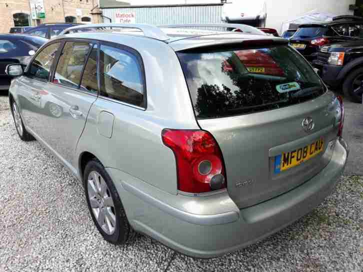 2008 Toyota Avensis 2.2 D-4D 150 T3-X HPI CLEAR !