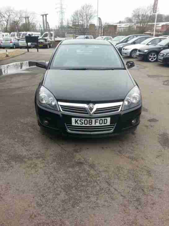 2008 VAUXHALL ASTRA SRI 5 DOOR HATCHBACK
