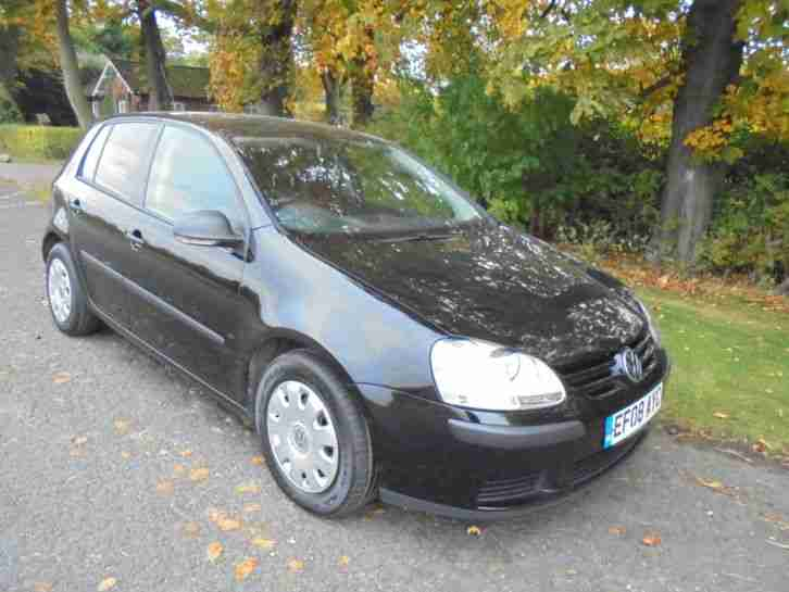 2008 GOLF 2.0 SDI 5 DOOR HATCH