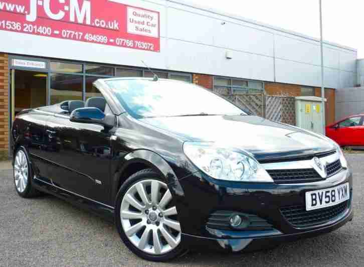 2008 Vauxhall Astra 2.0 i Design Twin Top 2dr