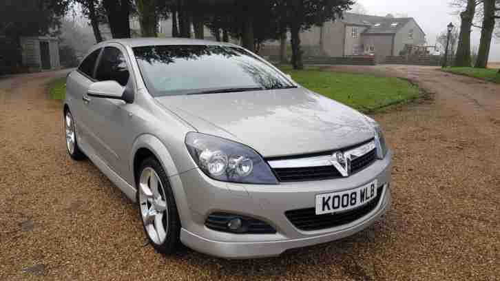 2008 Vauxhall Opel Astra 1.9cdti SRi 150 Coupe 3dr Exterior Pack