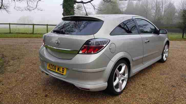 Opel 2008 Vauxhall Astra Sri 150 Coupe 3dr Exterior Pack