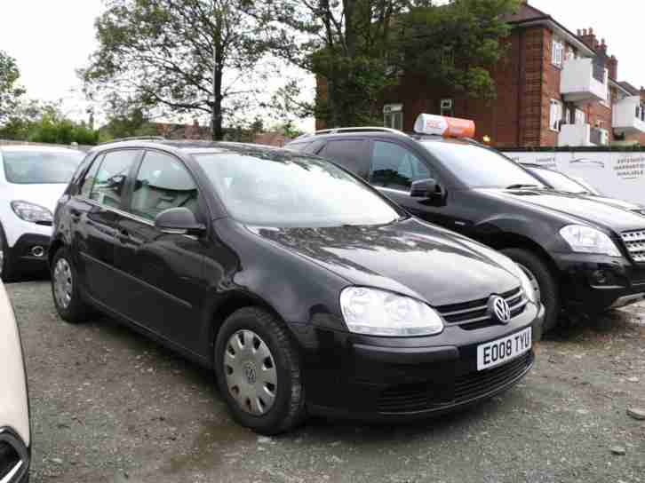 2008 Golf 1.4 S 5 Door 5 Speed Air