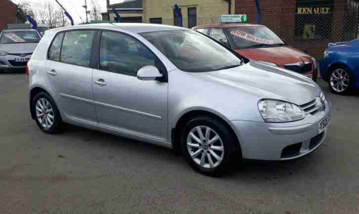 2008 Volkswagen Golf 1.9 TDI Match, Full