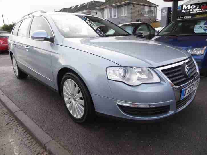 2008 Passat 2.0 TDI CR Highline