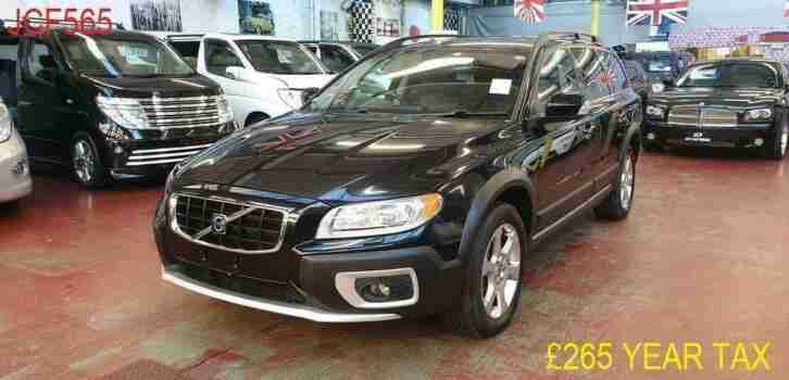 2008 Volvo XC70 Fully loaded Petrol Leather