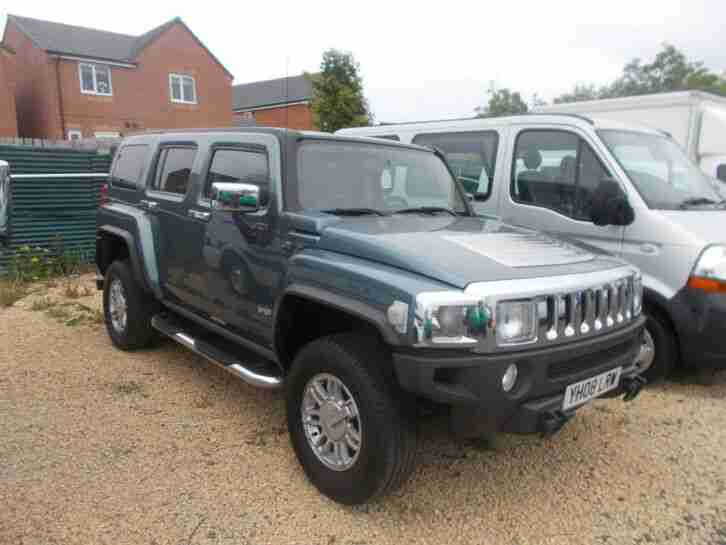 2008 hummer h3 71,000km (44000 miles) bargain no reserve part ex to clear