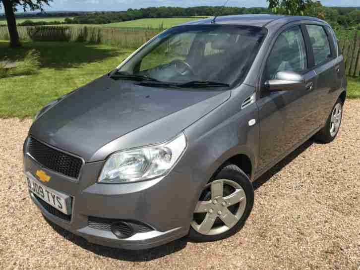 2008 chevrolet aveo owners manual