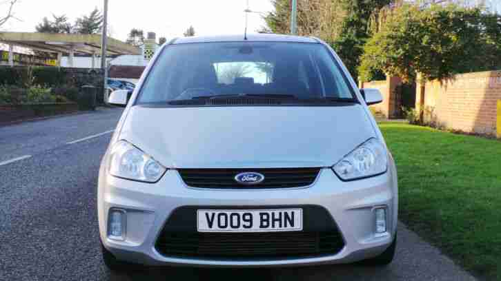2009 09 FORD FOCUS C-MAX TITANIUM 2.0 TDCI 6 SPEED TURBO DIESEL 41,000 MILES