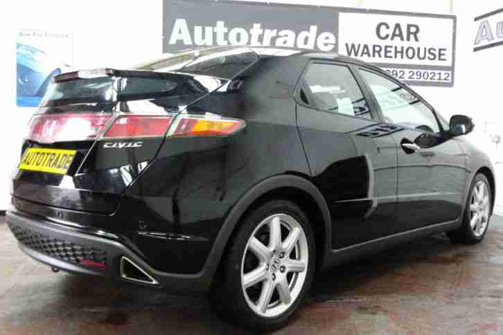 2009 09 Honda Civic 2.2i-CTDi EX Diesel Manual for sale in AYR